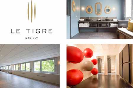 Cours de Yoga collectifs au TIGRE Neuilly YOGA & SPA