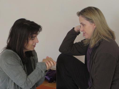 Formation au Yoga par Lina Franco professeur de Yoga